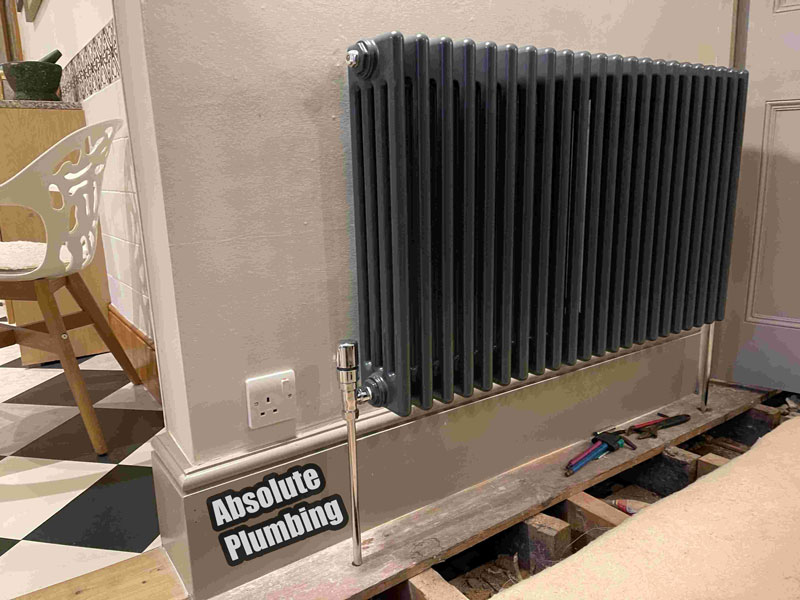 Central heating reapirs exeter
